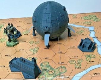 BattleTech/CityTech - Mapscale Union Dropship