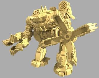 Battletech Miniatures - King Crab - PMW Sculpt - Multiple Variants