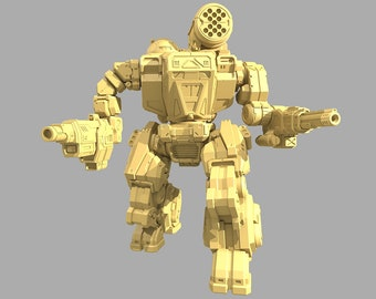 Battletech Miniatures - Hellbringer (Loki) - PMW Sculpt - Multiple Variants
