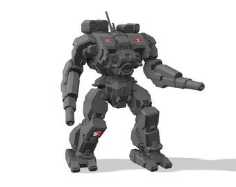 Battletech Miniatures - The Black Widow Company - 12x Mechs + Bases + Decals
