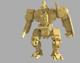 Battletech Miniatures - Centurion - PMW Sculpt