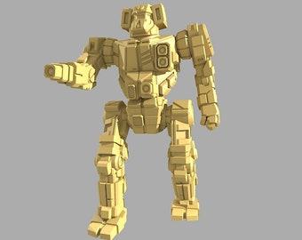 Battletech Miniatures - Clint - PMW Sculpt - Multiple Variants