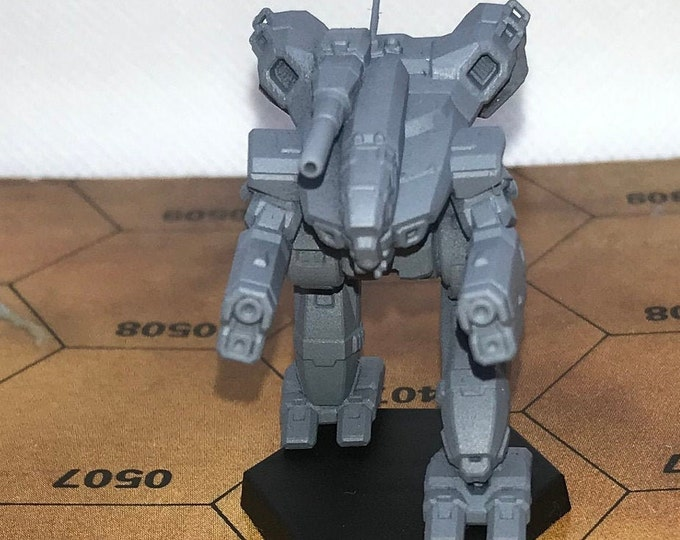 Featured listing image: Battletech Miniatures - TRO 3025 - Inner Sphere Mechs MWO Style - 3D Printed on Demand