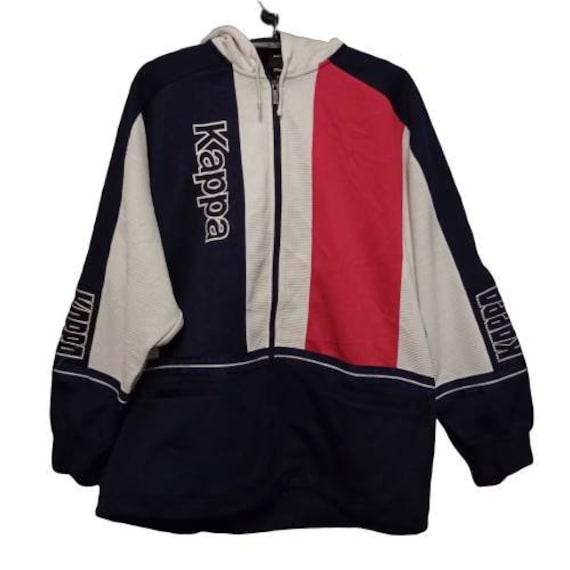 Vintage Kappa Hoodie Zipper Jacket