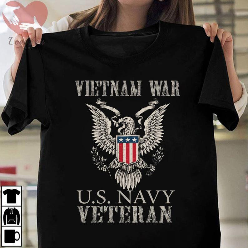 Vietnam War Veteran Tee Masswerks Store