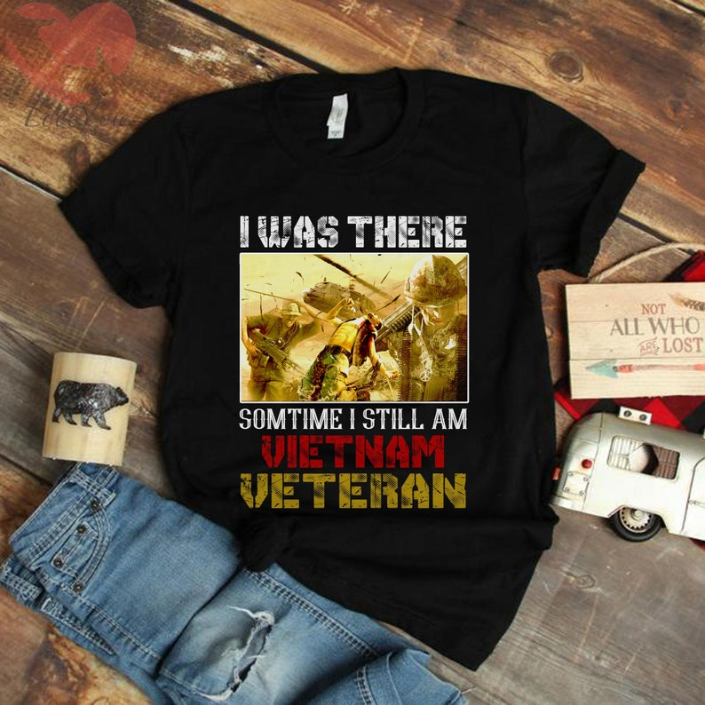 Still Vietnam Veteran T Shirt Masswerks Store