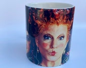 Hocus Pocus Coffee Mug 1993 Cult Classic Halloween Movie Kids millennial Family Comedy Coffee Cup Sanderson Sisters