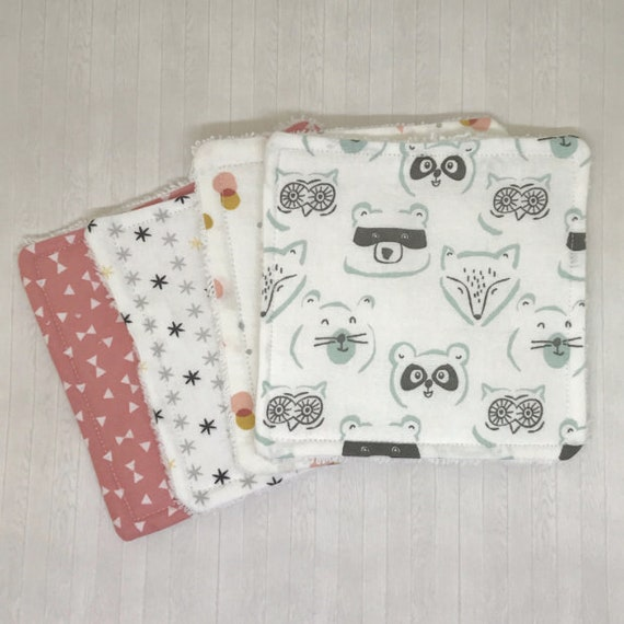 SECONDS Cloth Baby Wipe