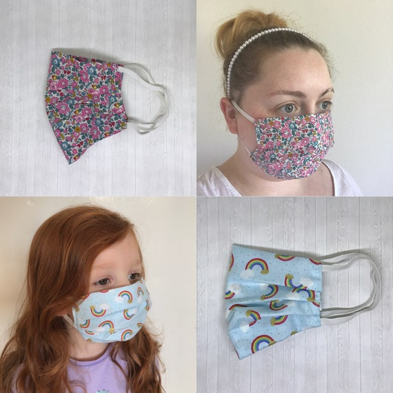 Adults Reusable Face Cover