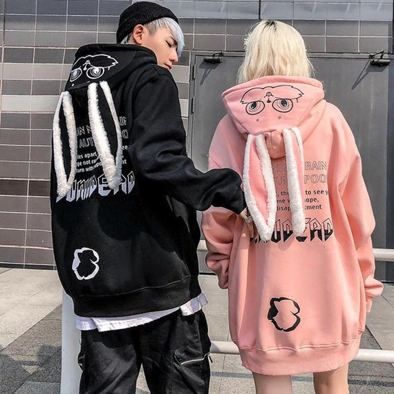 Off White Hoodie Loose Pullover Sweatshirt Men and women couple fashion coat
