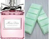 Blooming Bouquet, Miss Dior, Highly Scented, Soy Wax Melts, Perfume Dupe, Gift, Wax Melts, Deli Pot, Clamshell, Snapbar