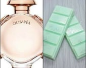 Olympea, Highly Scented, Soy Wax Melts, Perfume Dupe, Wax Melts, Snapbar, Clamshell, Gifts
