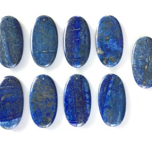 Pendant Supply Wholesale Lapis Lazuli Gemstone Pendants XJ69 Womens Blue Lapis Gemstone Pendant Lapis Lazuli Free Form Drop Pendant