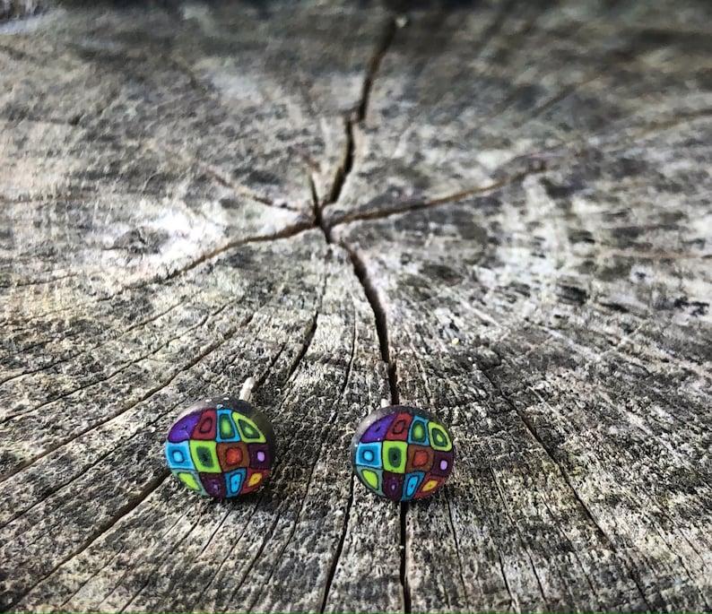 Flea earrings
