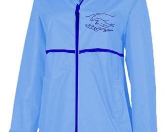 PRE-ORDER Zeta Amicae Rain Coat until 10/20
