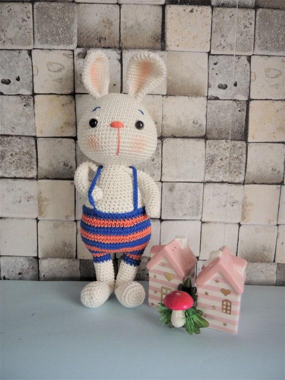 Amigurumi Handmade Rabbit