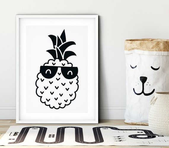 Girls Wall Print | Nursery Decor For Girls | Scandi Inspired | Wall Print | Kids Room | Newborn Gifts | Baby Shower Gift For Girls