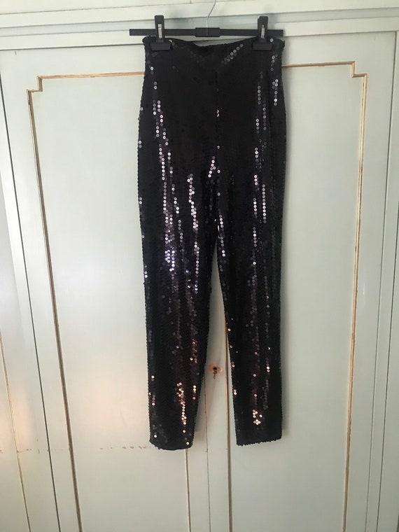 Byblos sequin pants