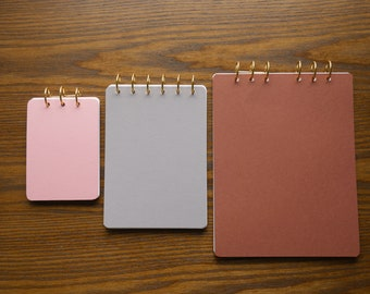 Extra Sheets for Personalized Refillable Notepad   Top Bound Notepad   Pocket Size Notepad   Spiral Notepad