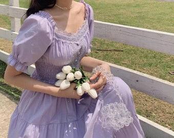 French Dress, Vintage Dress, Nap Dress, Summer Dress Women, Victorian Dresses For Women, Nap Dress Women, French Dress Vintage, Dress