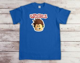 Kid's Roblox Tshirt, Roblox Character Tshirt
