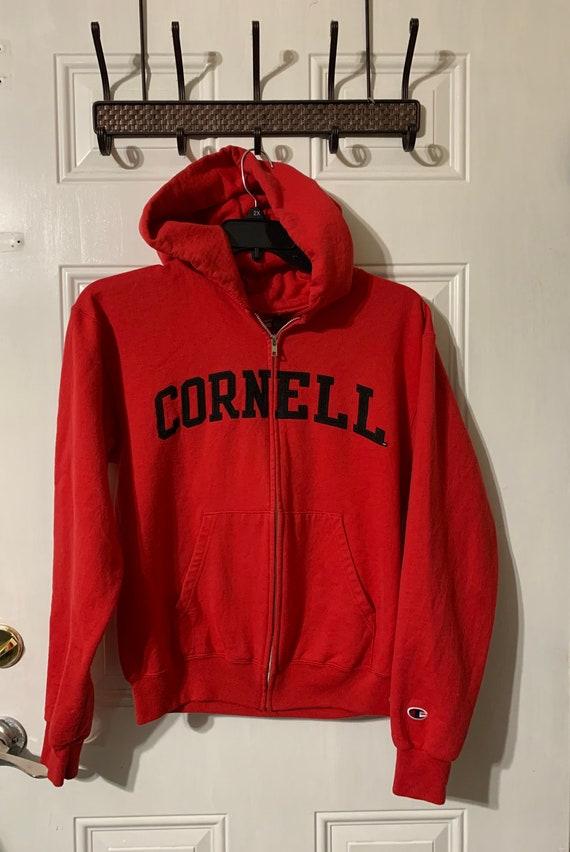 Cornell University Champion hoodie size Small.