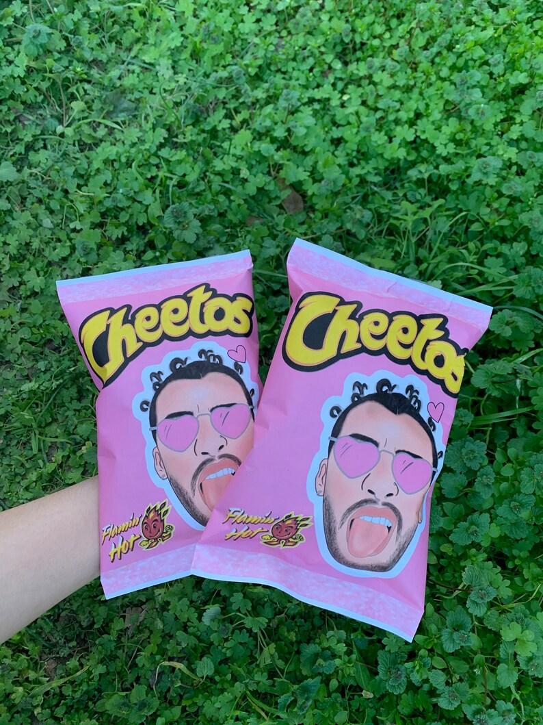 Bad Bunny Cheetos 1oz