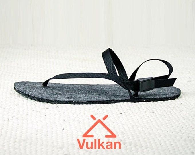 Volcano sandal - sandal - barefoot sandal - barefoot - minimalist - barefoot sandals