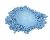 Blue Pearl Mica - Powder Colorant - For Cosmetics Soap Making