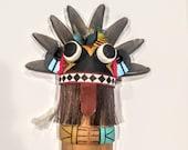 Hopi Kachina Flat Doll