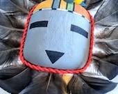 Hopi Kachina Flat Doll - Dawa , Sun Kachina