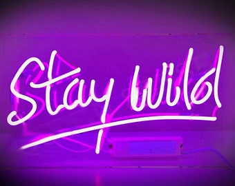 Vintage Neon Sign Etsy