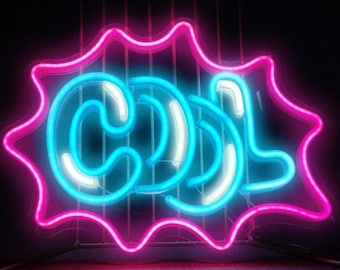 Cool Neon Signs Etsy