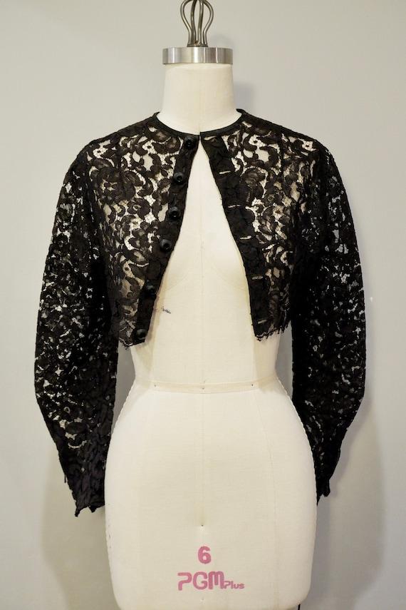 Vintage lace top - image 1