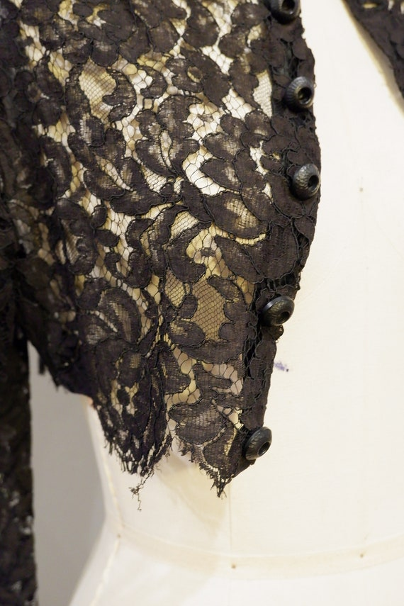 Vintage lace top - image 6
