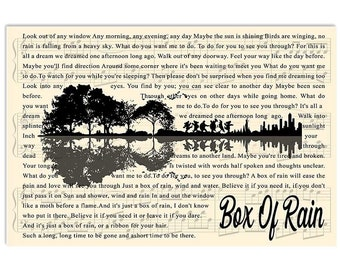 Image result for box of rain