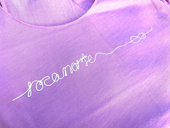Out of Stock - Rope Tank - vintage lilac