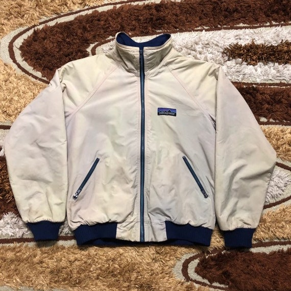 Vintage Patagonia Jacket Fleece Cotton