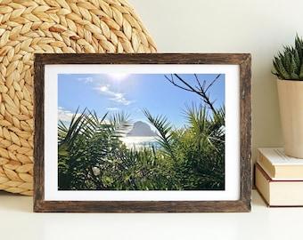 Es Vedra Photography Wall Art | Ibiza High Resolution Landscape | Holiday Digital Print | Beautiful Beach Poster