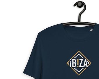 Ibiza! Unisex Organic Cotton T-shirt | Ibiza Addict Shirt | Ibiza Apparel | Island Lovers Tee | Summer Holiday Shirt | Ibiza Arts Apparel