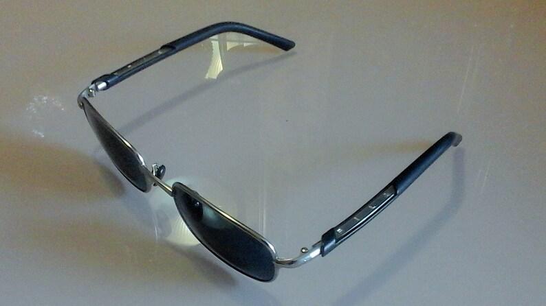 New Men's FILA Sunglasses Model SF 8046 SIZE 53-19 Rubber Temples w Fila Inlays
