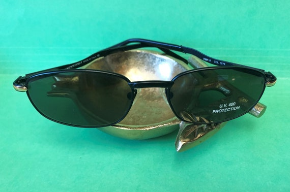 New Men's Cool TIGER Sunglasses Black and Yellow G