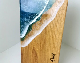 Serving board | Sea | | gifts Epoxy