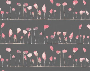 Petal Flamingos Coo  from the Wonderland Collection by Katarina Roccella for Art Gallery Fabric WND-2535 Cut to size from bolt AGF fabric