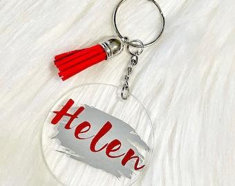 Personalized Key Chain