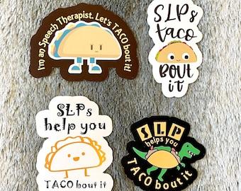 SLP Stickers
