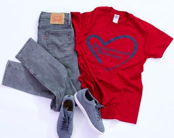OT Work of Heart Shirt