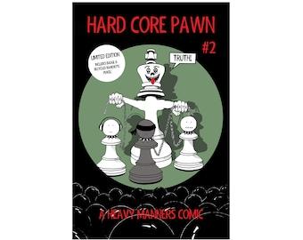 Hard Core Pawn #2 Ltd Ed Comic