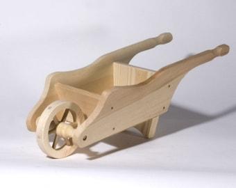 Wheels & Wheelbarrows