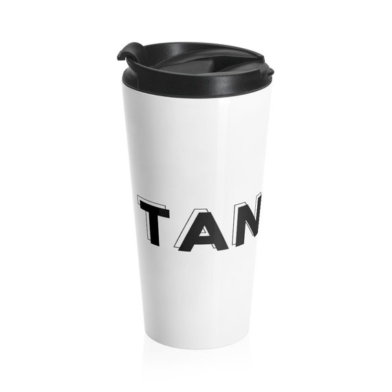 Stainless Steel Travel Mug - 421